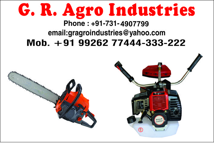 CROWN CHAIN SAW & BRUSH CUTTERS