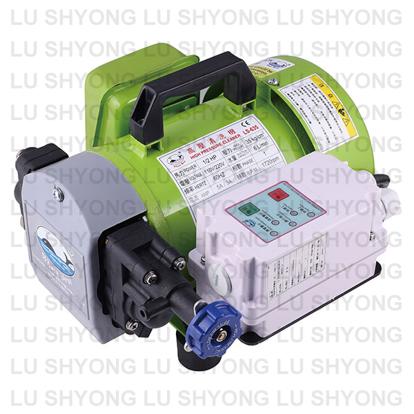 LU SHYONG  LS-635 POWER SPRAYER ELECTRIC