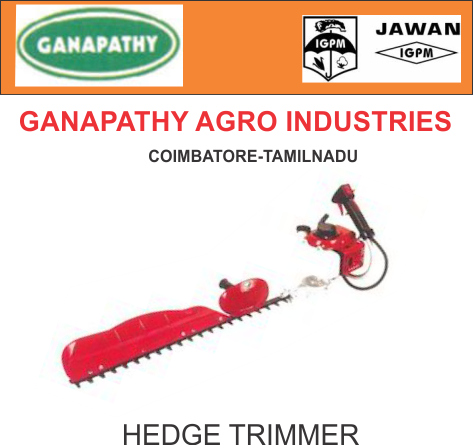 JAWAN HEDGE TRIMMER