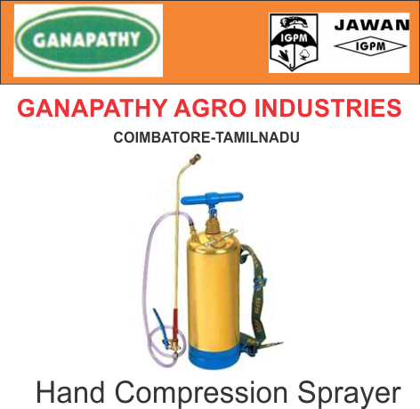 JAWAN Hand Compression Sprayer