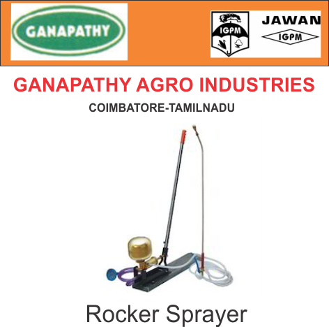 JAWAN ROCKER SPRAYER