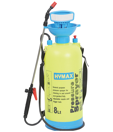 HAND COMPRESSION SPRAYER 8 LTR.
