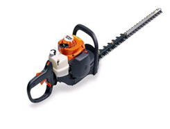 PETROL DRIVEN HAND HELD HEDGE TRIMMER