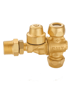 Adjustable Brass Nozzle PNM 86