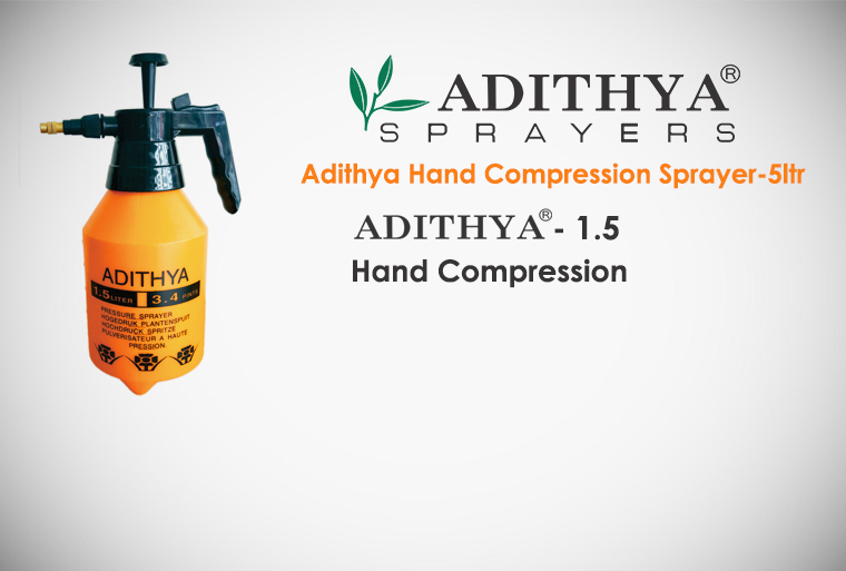 HAND COMPRESSION SPRAYER-1.5LTR