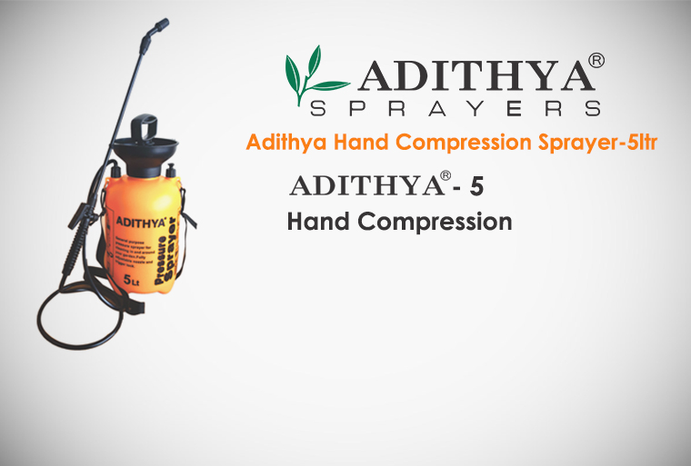 HAND COMPRESSION SPRAYER-5LTR