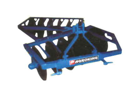 MOUNTED OFFSET DISC HARROWS :-