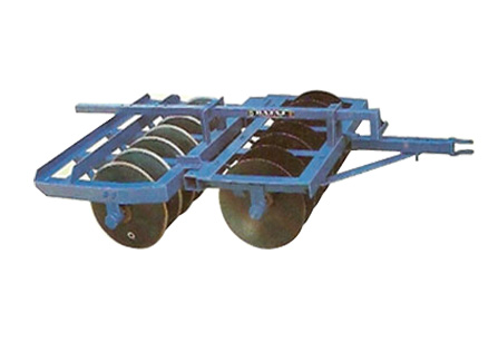 TRAILED OFFSET DISC HARROWS