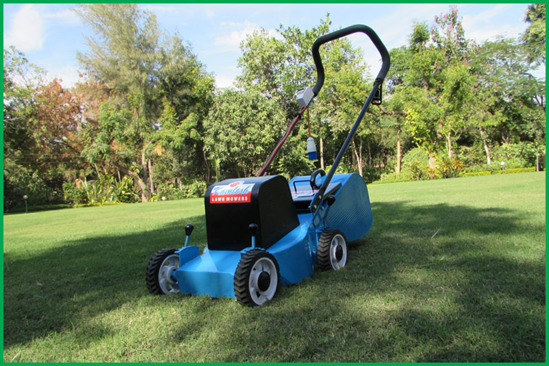 Rotary Type Electric Lawn 12inch